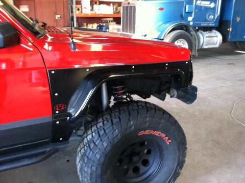 XJ Fenders Front Only