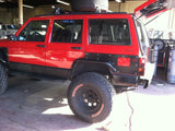 XJ Fenders 4 Door Full Set