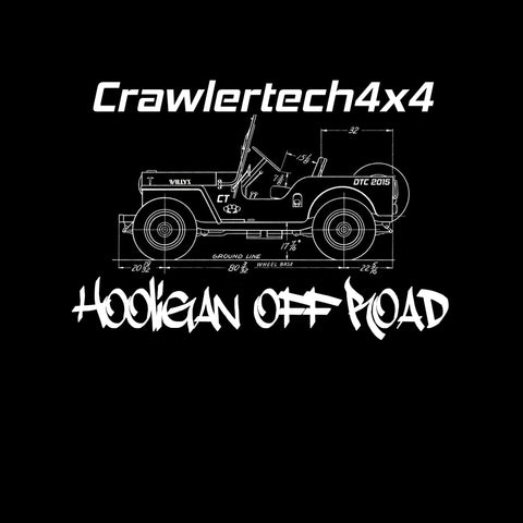Hooligan/Crawlertech T Shirt