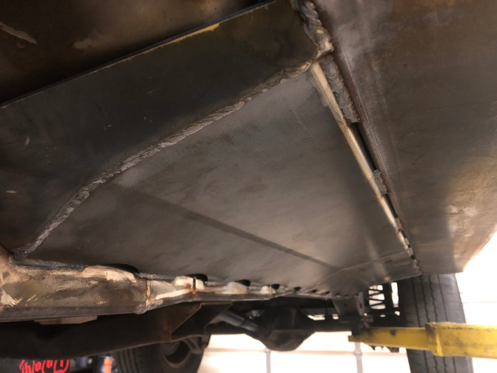 ZJ 2x6 Rocker Replacement and Boatside Kit