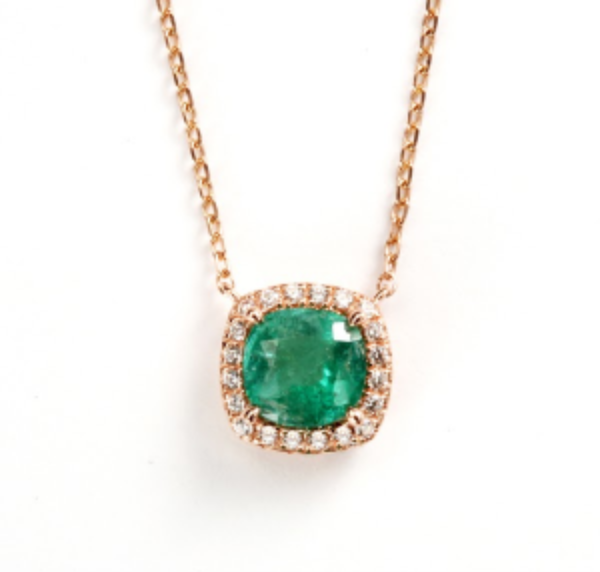 Emerald; May's birthstone