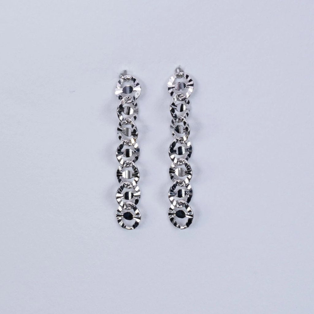 Patterned earrings