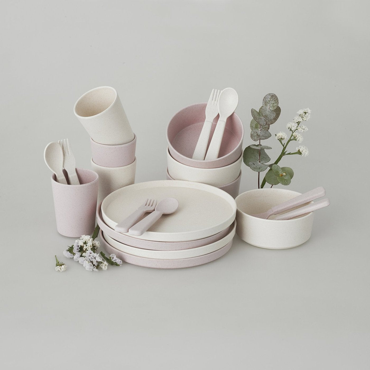 Amelia Frank - Refresh my Kitchen - Sunset Rose & Coastal Foam