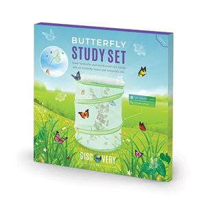 Discovery Zone Butterfly Study Set