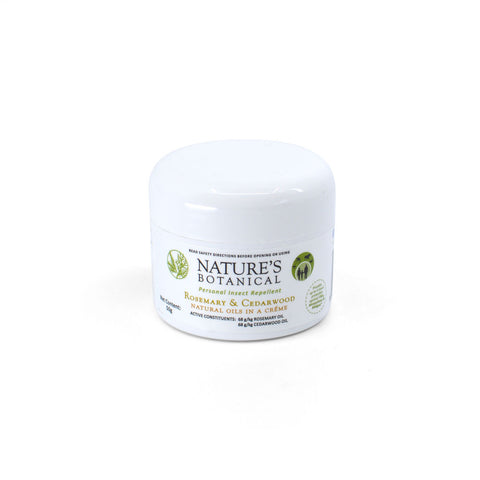 Nature's Botanical - Repellent - 50g Creme