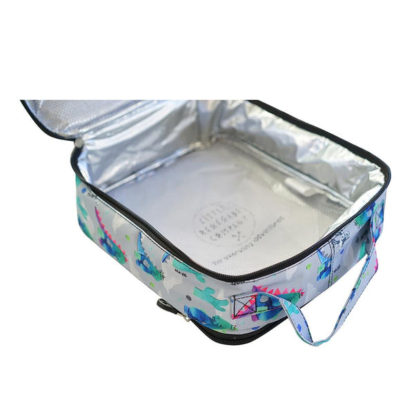 Dinoroar Insulated Lunch Bag