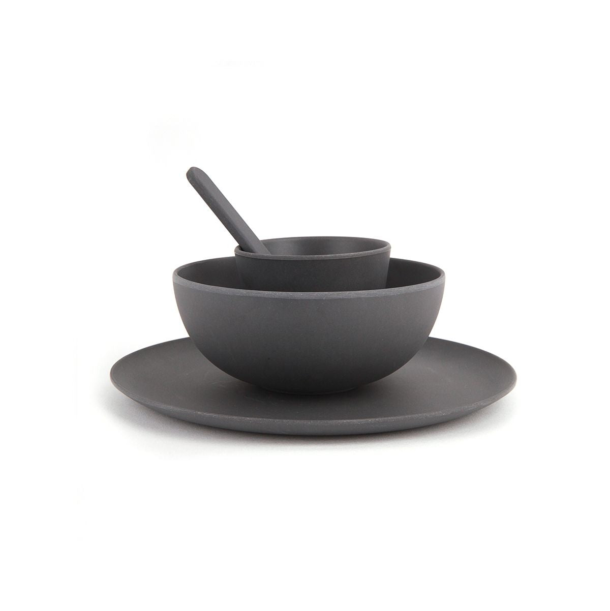 LoveMae - Mini Dinner Set - Charcoal
