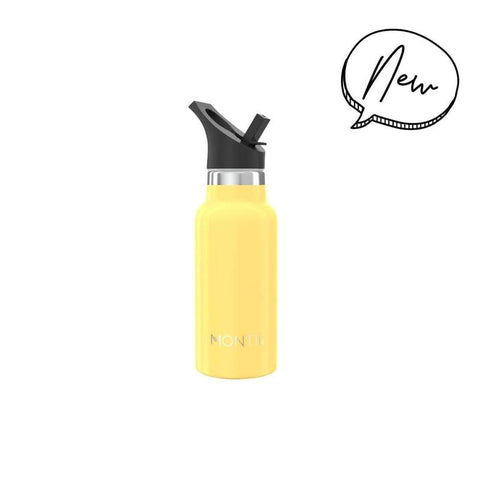 Montiico Mini Drink Bottle - Honeysuckle