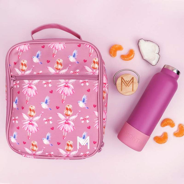 Montiico Insulated Lunchbag-Fairy
