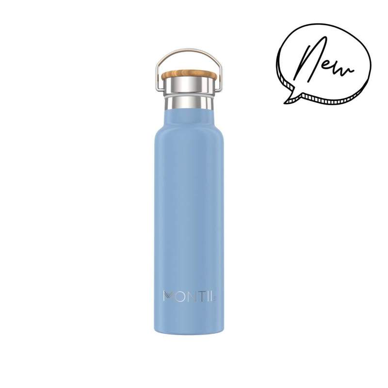 Montiico Original Drink Bottle - Slate