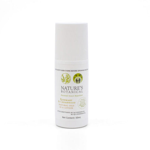 Nature's Botanical - Repellent - 50mL Roll-On Lotion