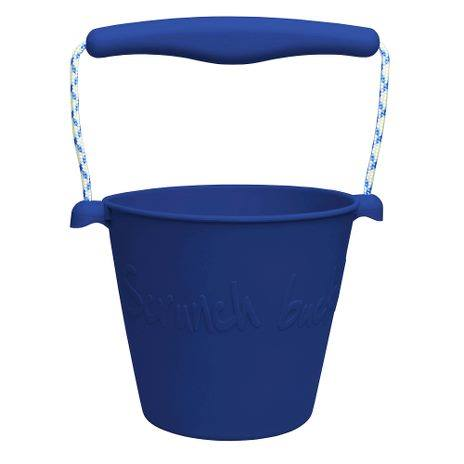 Scrunch Bucket - Midnight Blue