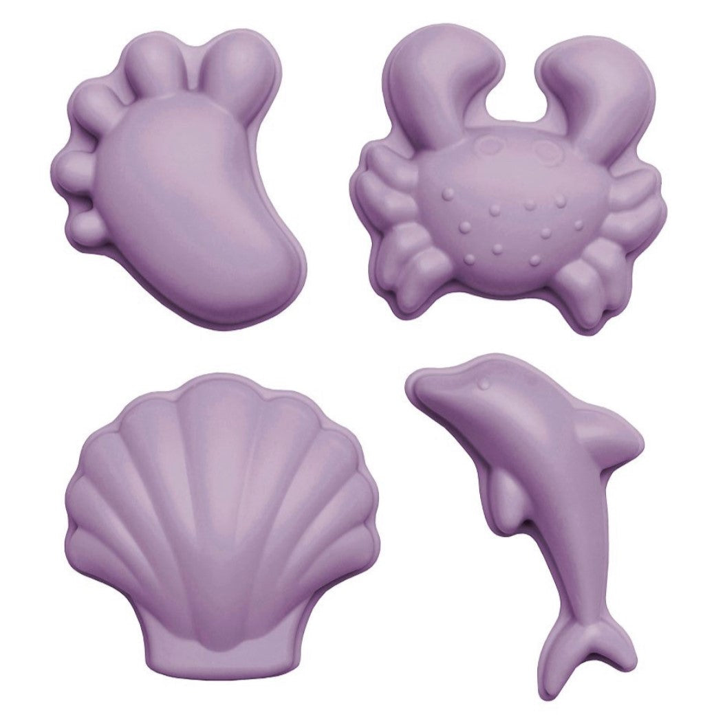 Scrunch Moulds - Light Purple