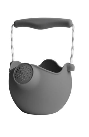 Scrunch Watering Can - Cool Grey