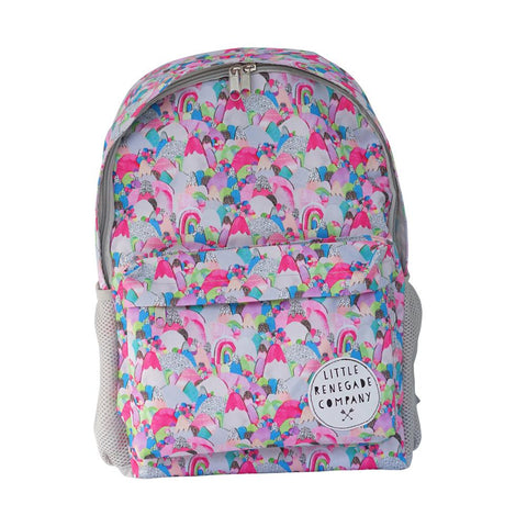 Sugar Mountains Midi Backpack