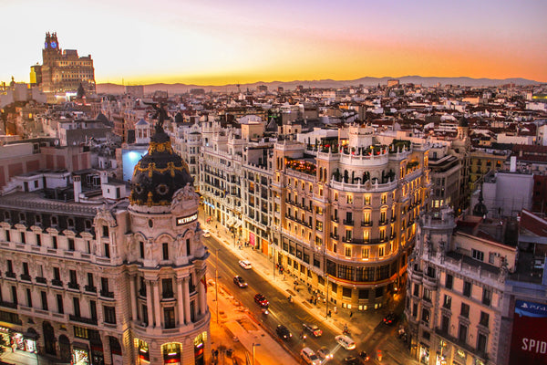 #TravelTalk: Madrid's World of Art, History, and Culture with Bastiaan Ellen