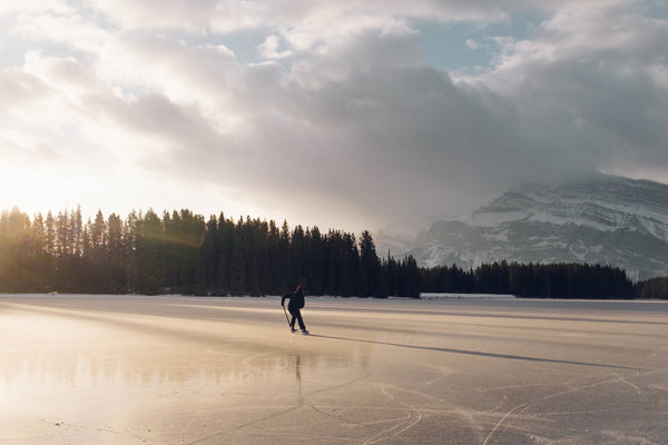 #carryuswithyou: Banff, Alberta with Drew Butler