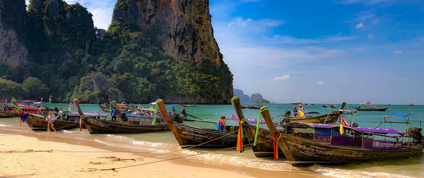#TravelTalk: Backpacking Through Thailand with Nicholas Wiktorczyk