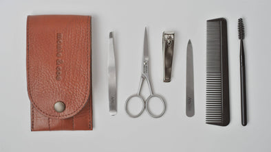 Arestile x monte & coe: Our New Grooming Kit