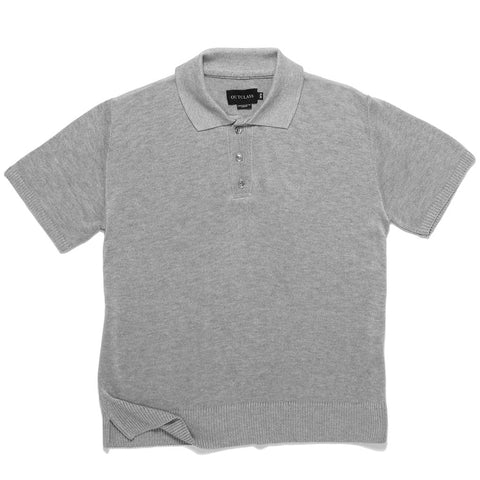 Outclass Grey Bamboo Polo