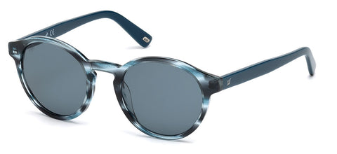 Web Eyewear Blue