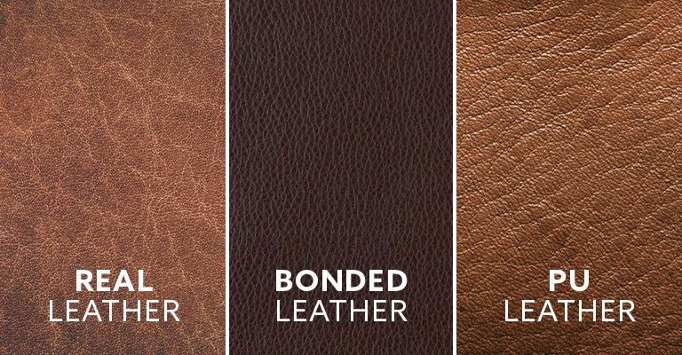 Leather 101: Real vs Fake