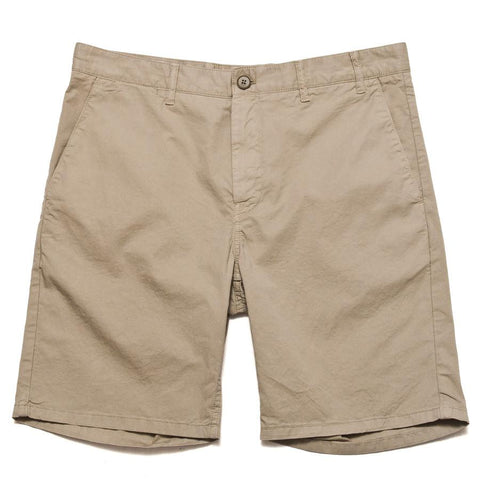 Norse Projects Aros Light Twill Short Khaki