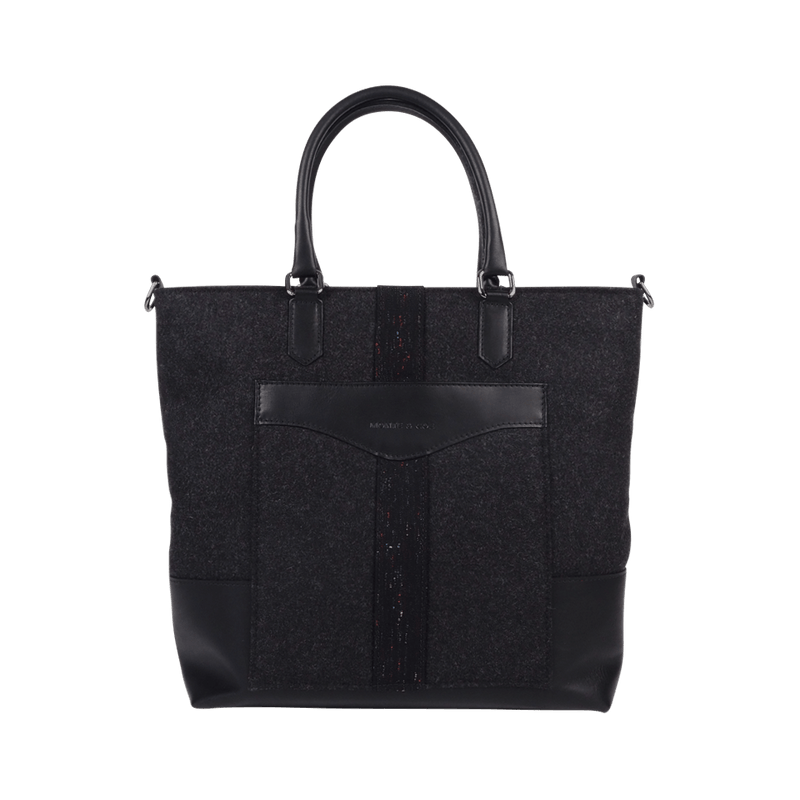 Daily Tote in Black