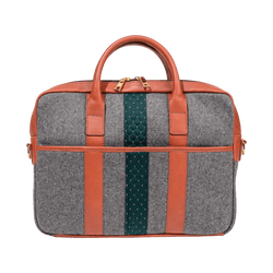 monte-and-coe-grey-and-cognac-wool-briefcase