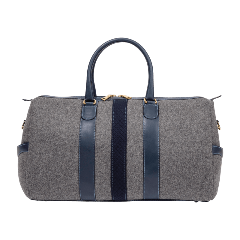 monte-and-coe-grey-and-navy-wool-weekender-bag