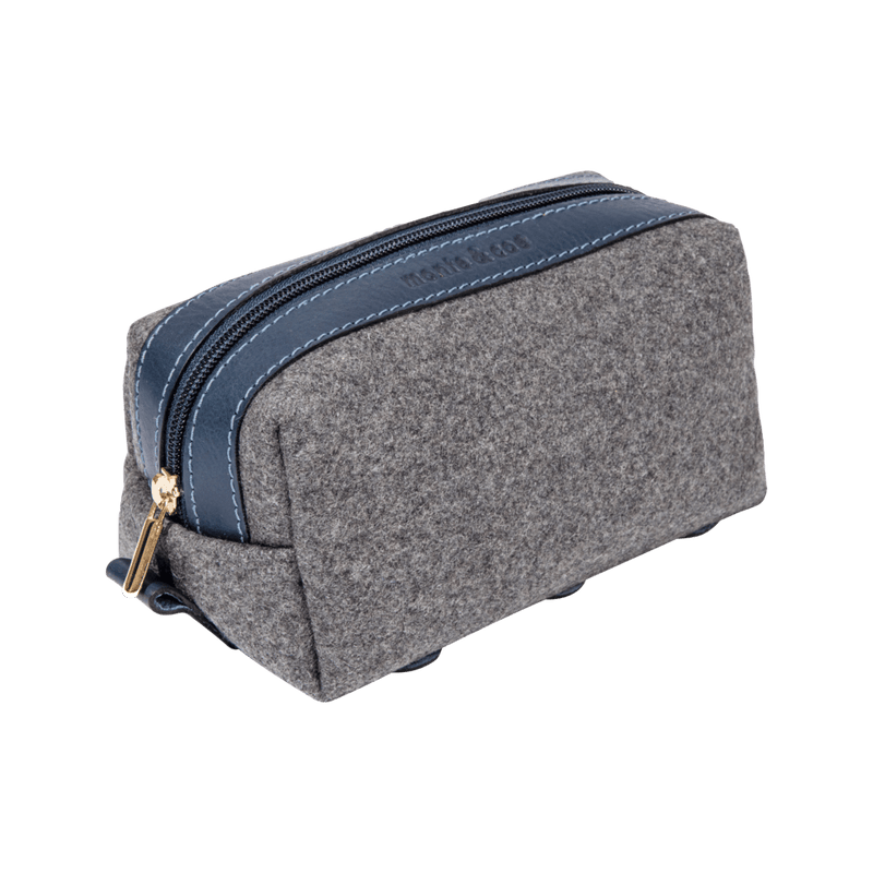 monte-and-coe-grey-and-navy-wool-dopp-kit-angle