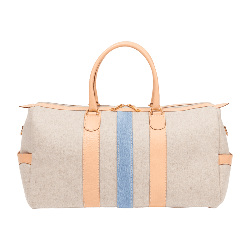 monte-and-coe-nude-wool-weekender-bag