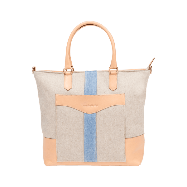 Daily Tote in Nude