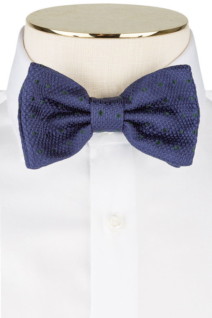 Mariner and Heath Dot Bow Tie