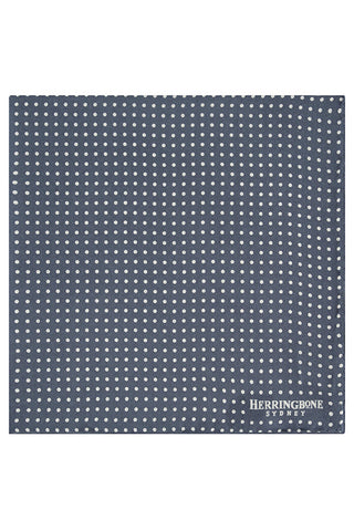 Morio Vario Motif Pocket Square