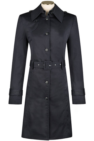 Atlante Cotton Trench Coat