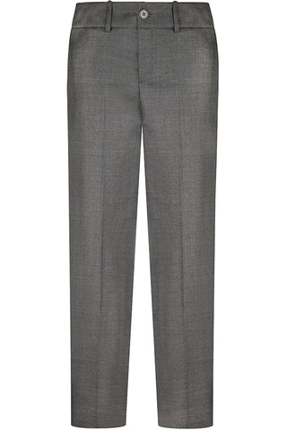 Loro Piana - Mid Grey Twill Pants