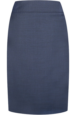 Royal Navy Sharkskin Skirt