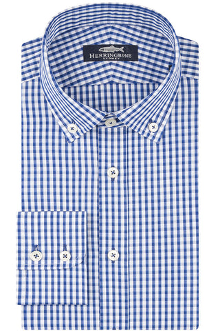 Navy and Mariner Gingham
