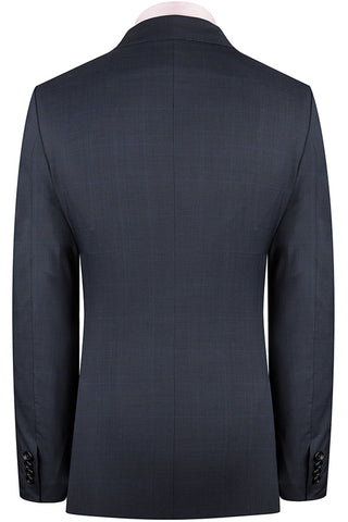 Navy Prince of Wales Suit