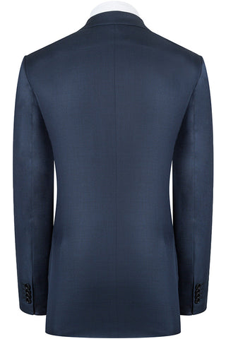 Royal Blue Sharkskin Jacket