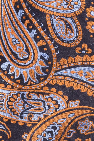 Amber and Vault Paisley
