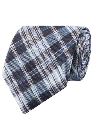 Lydia Luxury Plaid Tie