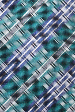 Heath Luxury Plaid Tie
