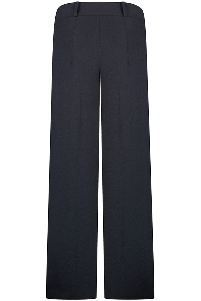 Ink Crepe Pants