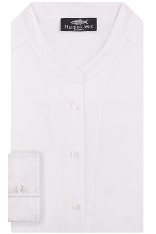 White Poplin Calita Shirt