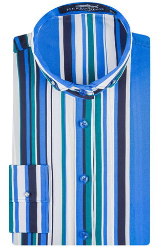 Mariner and Ocean Luxury Stripe