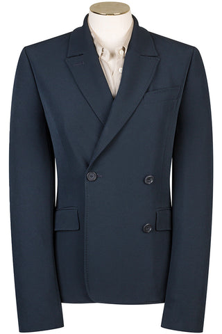Ink Structured Twill Jacket