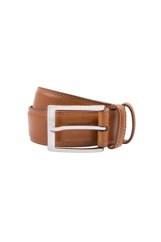 Gallo Matte Tan Belt