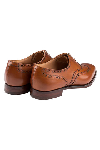 Tan Drummond Shoe